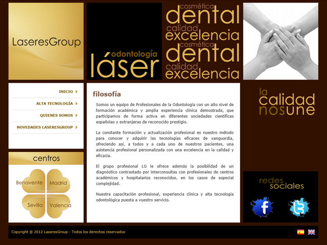 Web Laseres Group